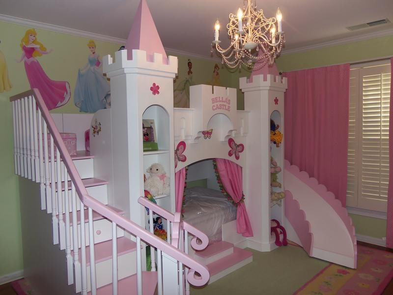 Princess Bedroom Ideas 16