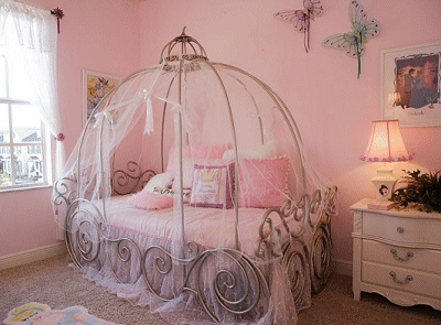 Princess Bedroom Ideas 22