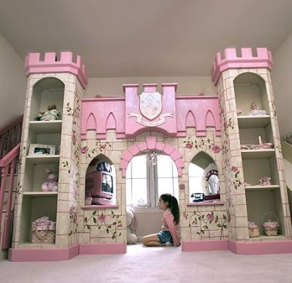 Princess Bedroom Ideas 25