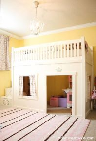 Princess Bedroom Ideas 29