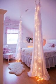 Princess Bedroom Ideas 53