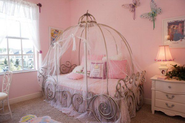 Genial Princess Bedroom Ideas 59