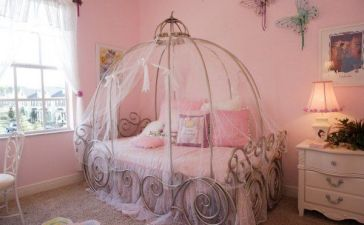 Princess Bedroom Ideas 59