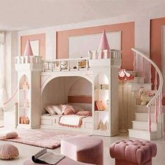 Princess Bedroom Ideas 70