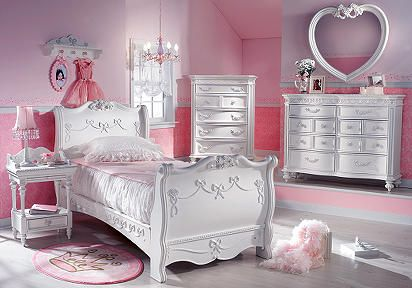 Princess Bedroom Ideas 76