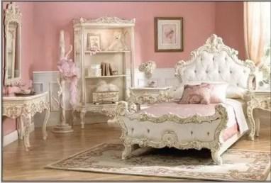 Princess Bedroom Ideas 81