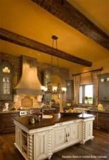 Spanish Mission Style Kitchen 36