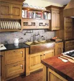 Spanish Mission Style Kitchen 56
