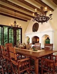 Spanish Mission Style Kitchen 85