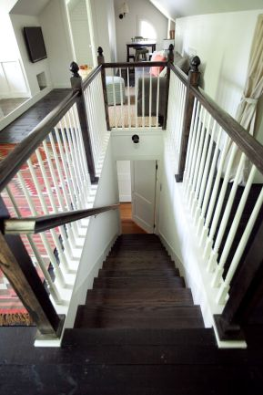 Attic Stairs Ideas 13