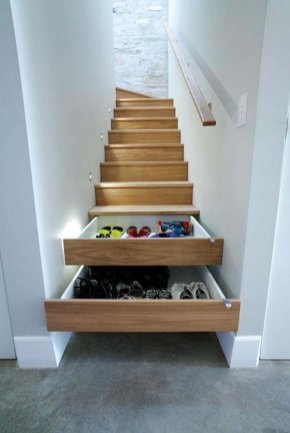 Attic Stairs Ideas 14