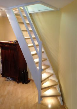Attic Stairs Ideas 2