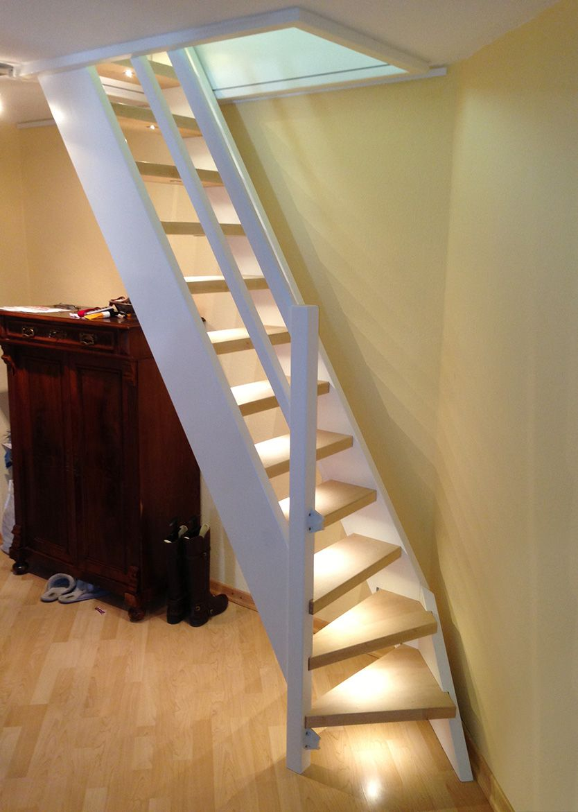 Merveilleux Attic Stairs Ideas 2