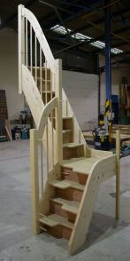 Attic Stairs Ideas 9