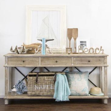 Beach House Decor Coastal Style 23