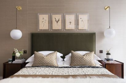 Colorful Modern Bedroom 19
