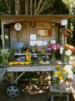 Farm Stand Ideas 19