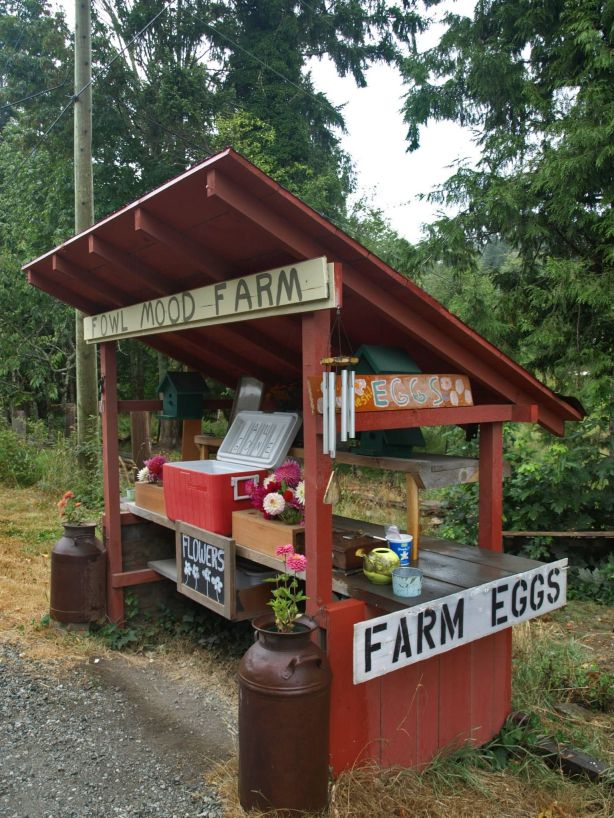 Farm Stand Ideas 24