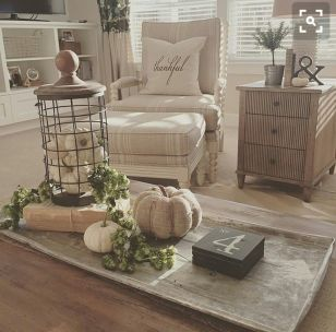 Farmhouse Fall Decor 1