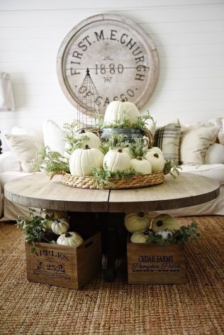 Farmhouse Fall Decor 13