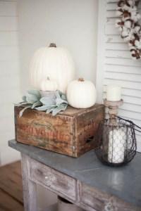 Farmhouse Fall Decor 19
