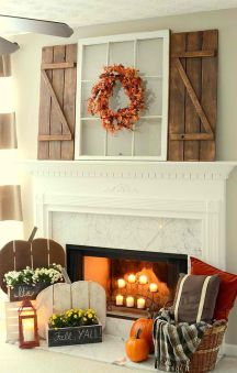 Farmhouse Fall Decor 24