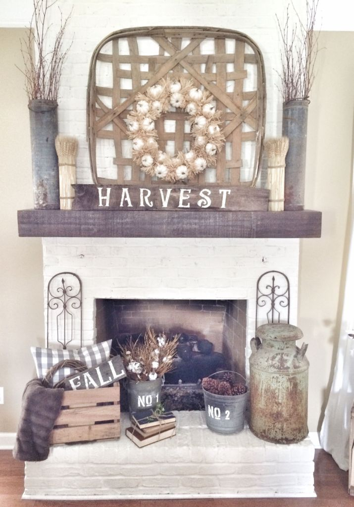 Farmhouse Fall Decor 7