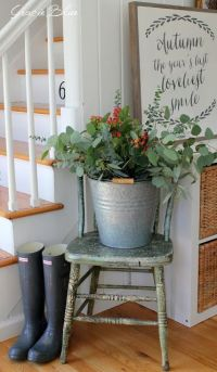 Farmhouse Fall Decor 9