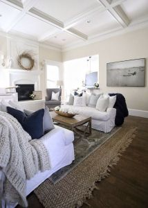 Farmhouse Living Rooms 23