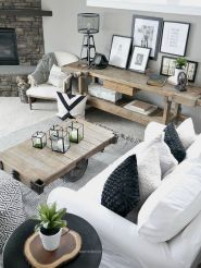 Farmhouse Living Rooms 25