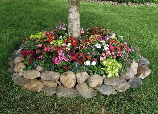 25 Flower Garden Ideas For Your Landscape Decoratoo