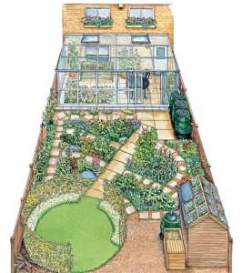 Potager Garden 15