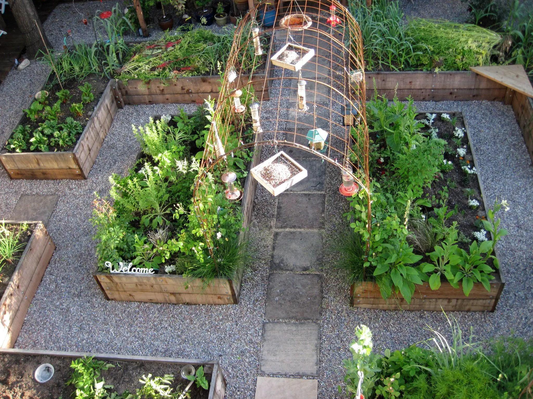 Potager Garden 19