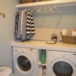 Small Laundry Room Ideas 15