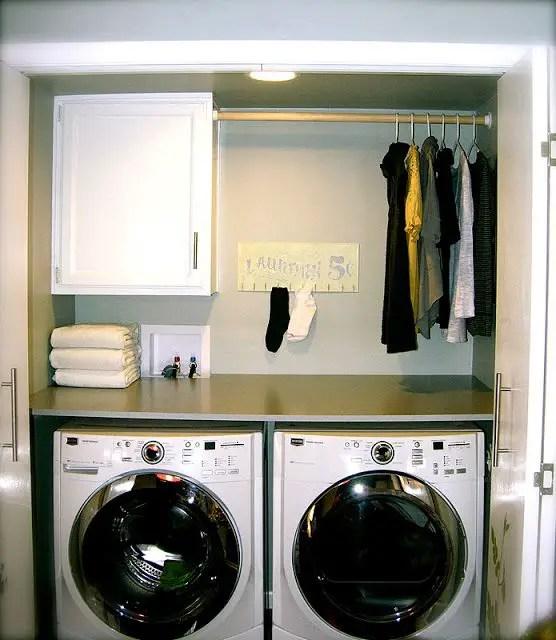 Small Laundry Room Ideas 5