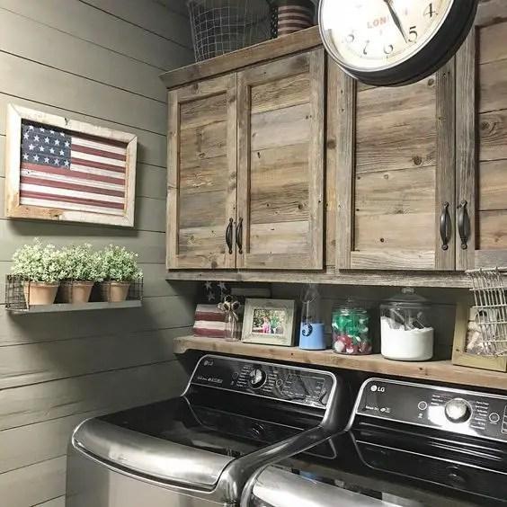 Small Laundry Room Ideas 8