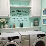 Small Laundry Room Ideas 9