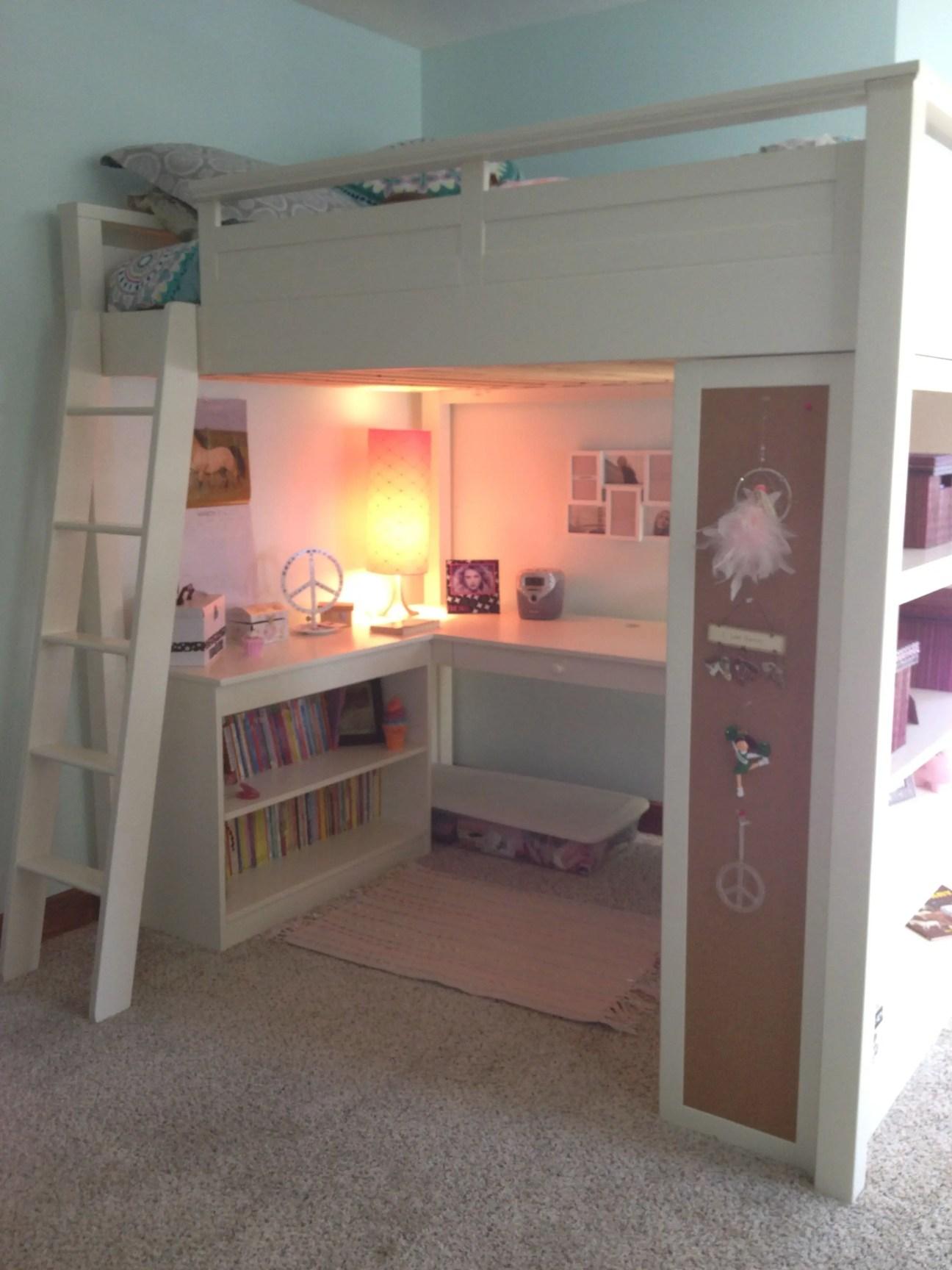 Tween Bedroom 5