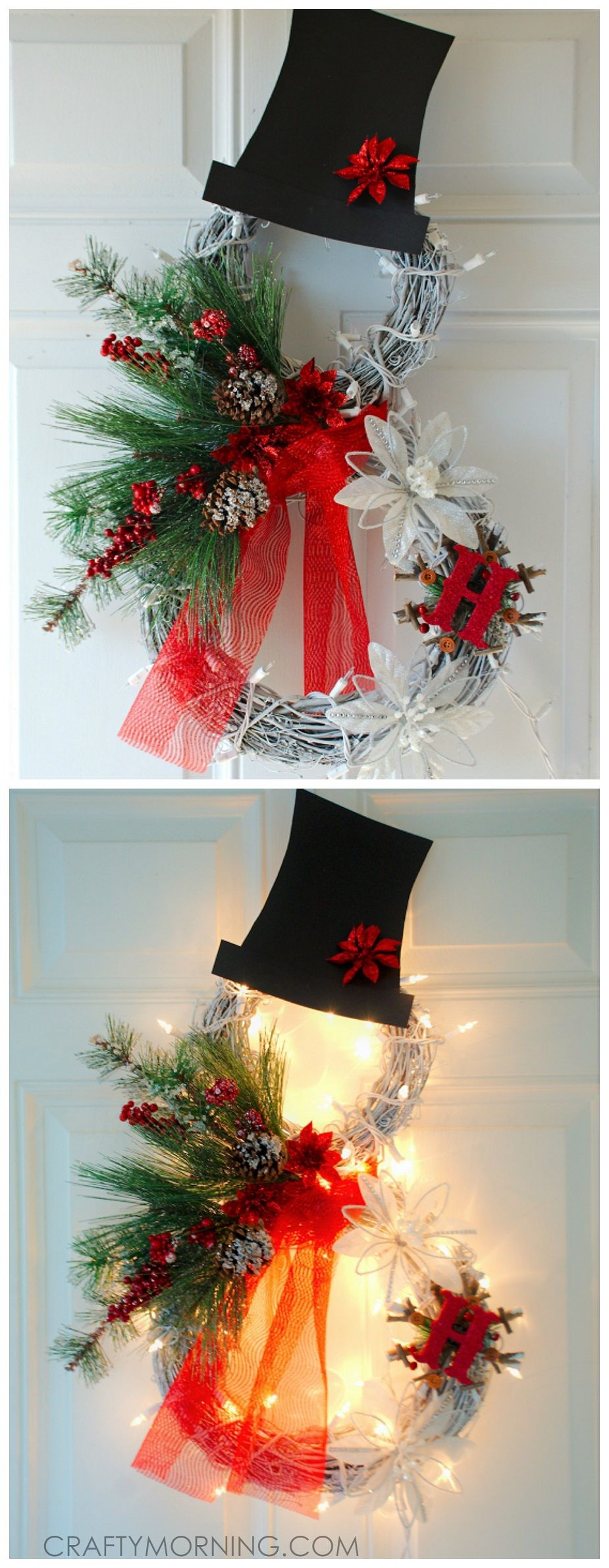 Winter Decorations Diy 13