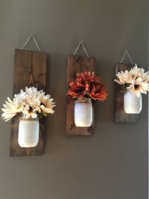 Fall Apartment Decor 1