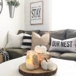 Fall Apartment Decor 2