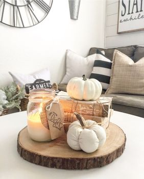 Fall Apartment Decor 22