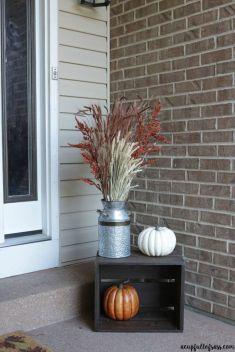 Fall Apartment Decor 23