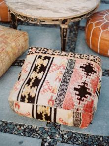 Moroccan Pillows 2