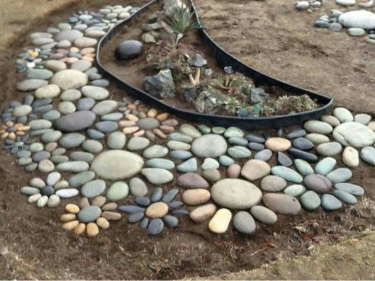Rock Garden Design 1