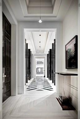 Rustic Columns Interior 8