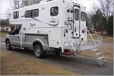 Slide In Truck Camper 11