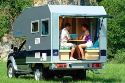 Slide In Truck Camper 9