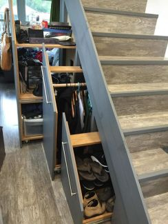 Tiny House Stairs 1