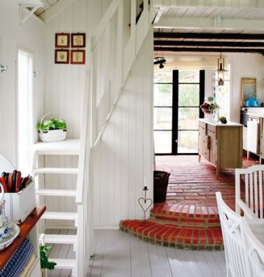 Tiny House Stairs 23